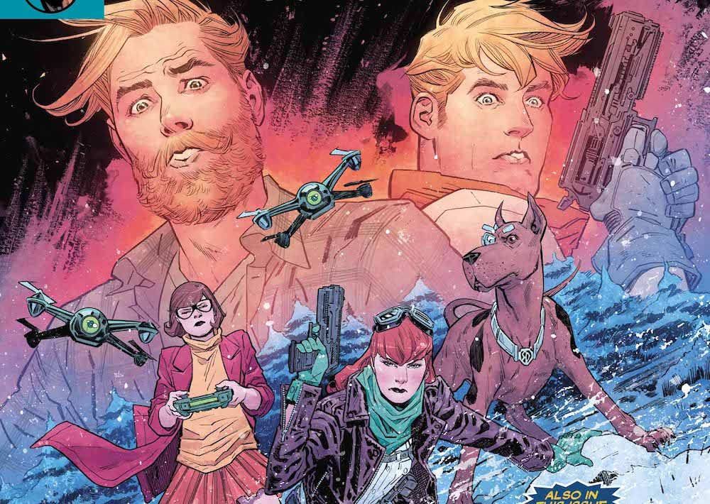 Review – Scooby Apocalypse #20: No Holiday Cheer