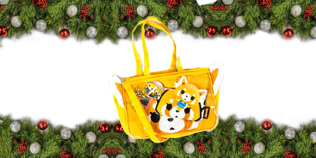Hello Kitty's Aggretsuko Ai-TatA Bag  Image: Sanrio