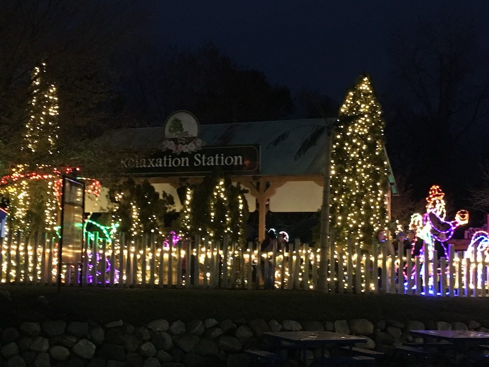 Six Flags Holiday in the Park: Hometown Feel