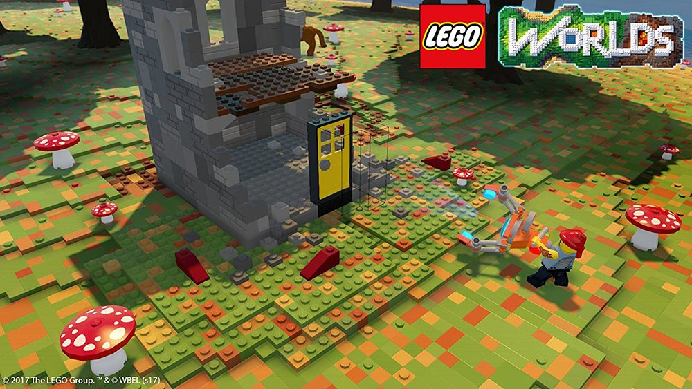 lego worlds screen shot