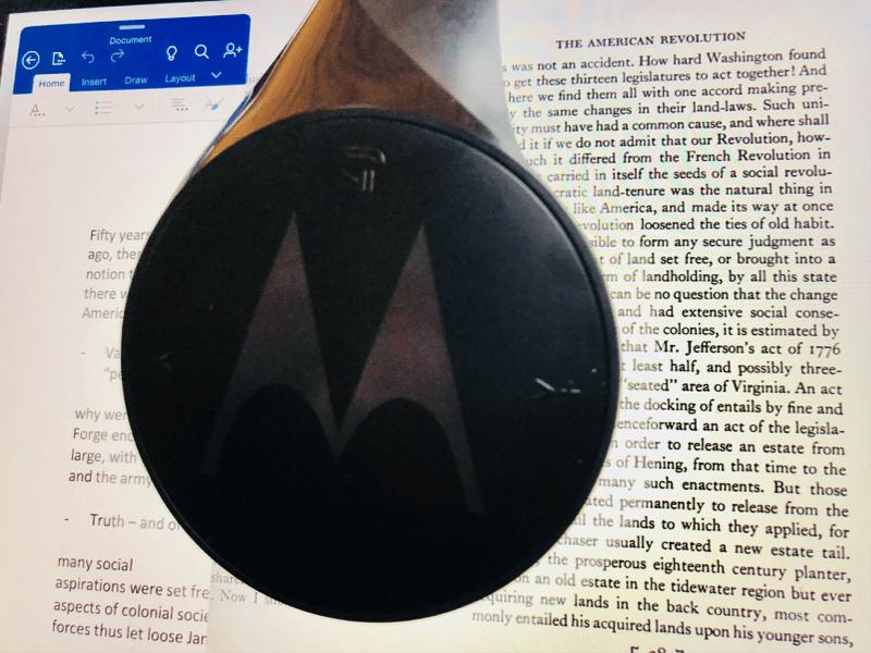 Motorola Pulse