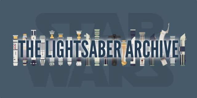 The Lightsaber Archive