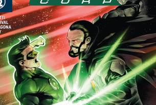 Hal Jordan and the Green Lantern Corps #37 cover