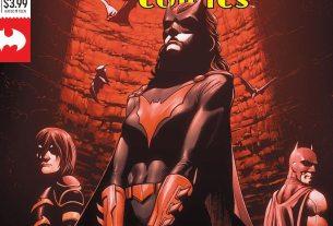Detective Comics #975 cover