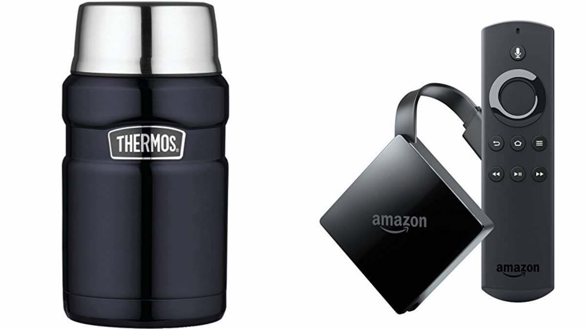 Geek Daily Deals 022618 thermos fire tv 4k