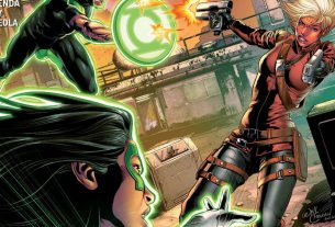 Green Lanterns #41 cover