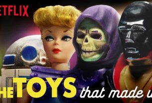 The Toys That Made Us Netflix Series