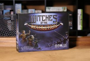 Witches of the Revolution box