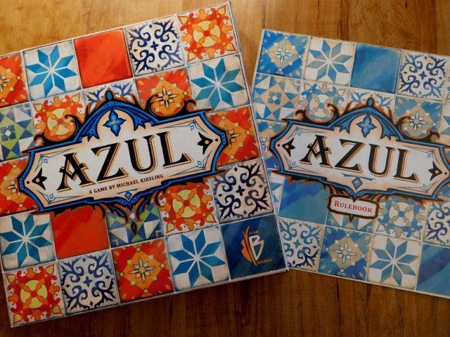 Azul Box and Manual