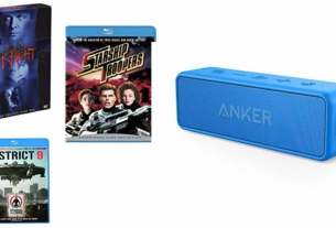 Geek Daily Deals 032018 movie deals anker bluetooth speaker