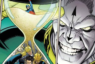 Justice League of America #27 cover
