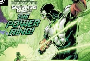Green Lanterns #46 cover