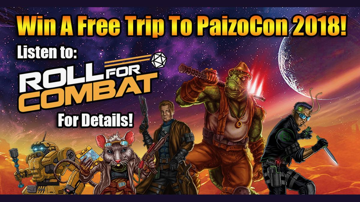 Roll For Combat Contest