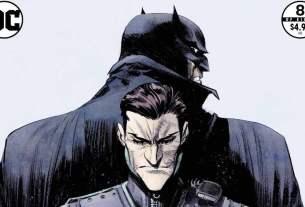 Batman White Knight #8 cover