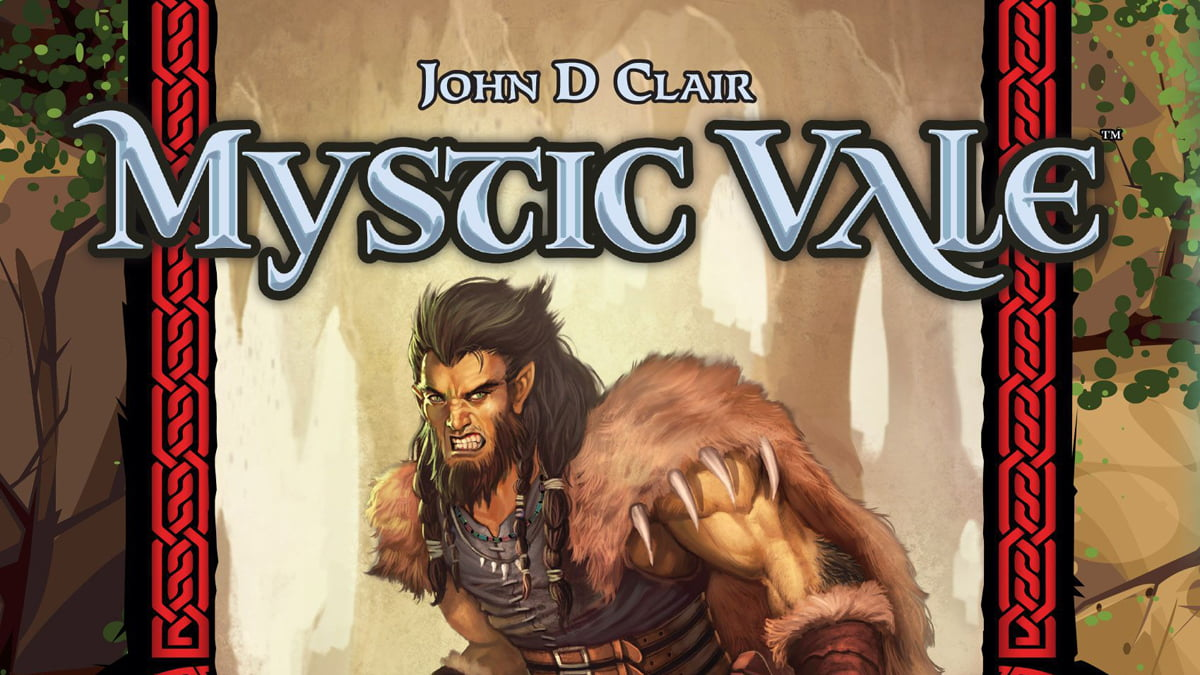 Mystic Vale: Vale of the Wild cover