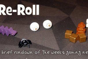 Re-Roll: Shaky Manor objects
