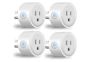Geek Daily Deals smart plug 4-pack