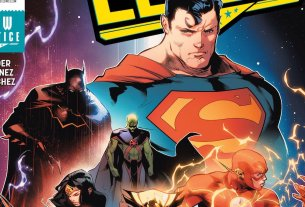 Justice League #2 cover