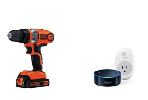 Geek Daily Deals 060818 electric tools echo dot deal