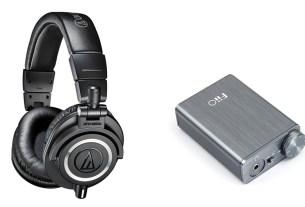 Geek Daily Deals 061318 audio technica headphones fiio amp