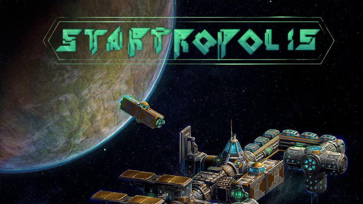 Startropolis cover
