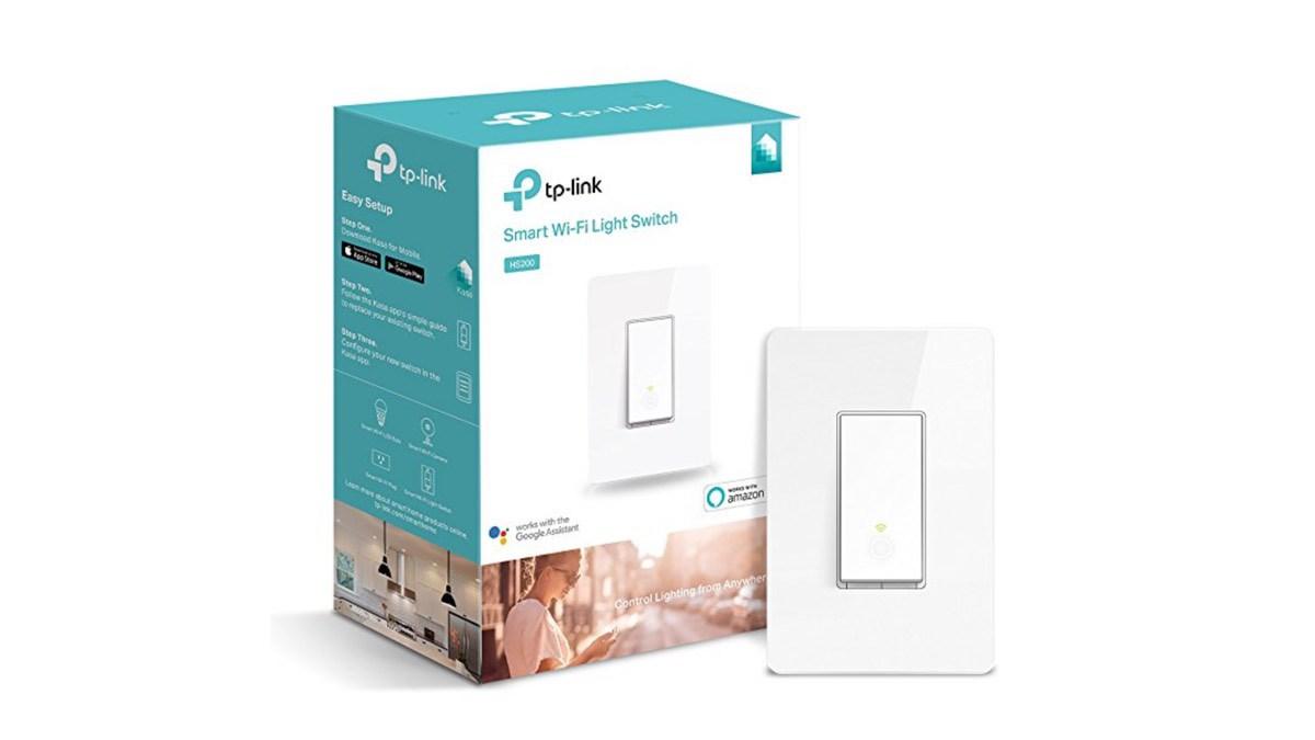 Geek Daily Deals 071018 kasa smart switch