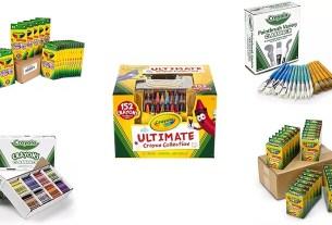 Geek Daily Deals 080618 crayola sets