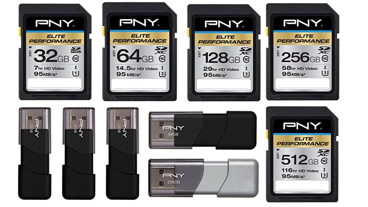 Geek Daily Deals 090818 PNY memory