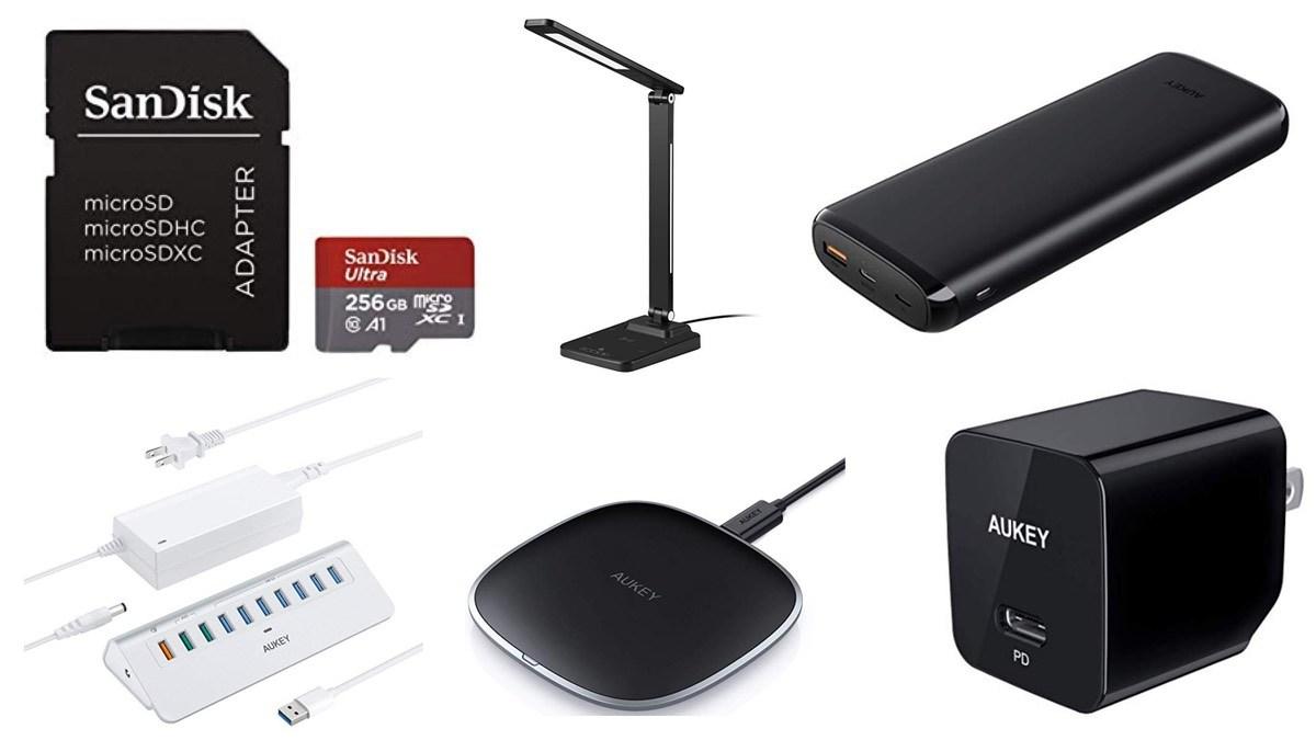 Geek Daily Deals 122118 stocking stuffer gadgets