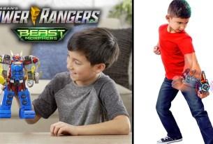 Power Rangers Beast Morphers Toys
