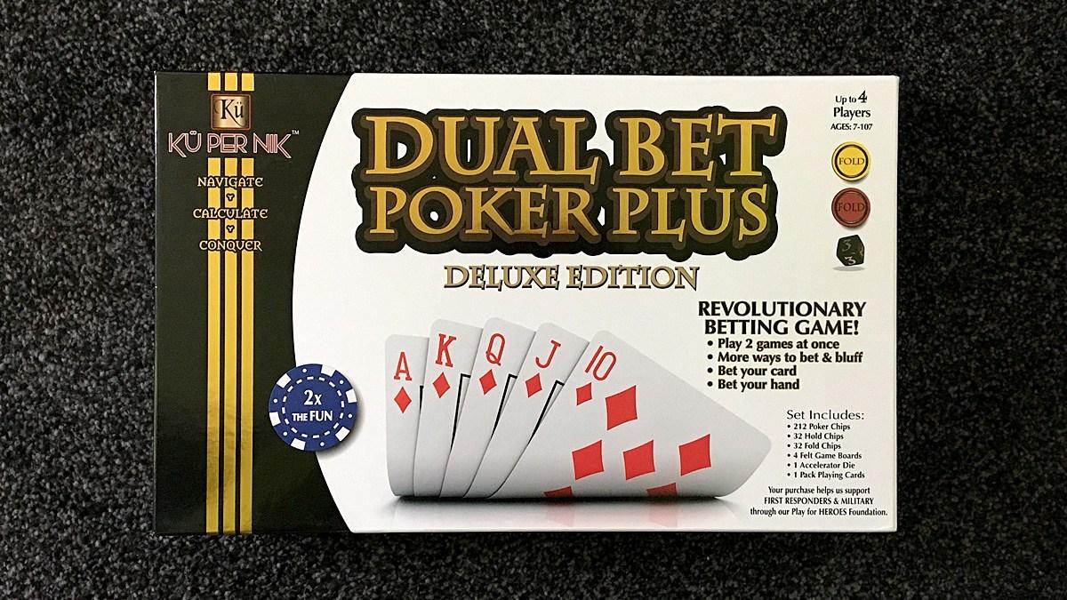 Dual Bet Poker Plus, Image: Sophie Brown