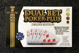 Dual Bet Poker Plus, Image: Sophie Brown