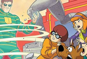 Scooby Doo Team Up #48