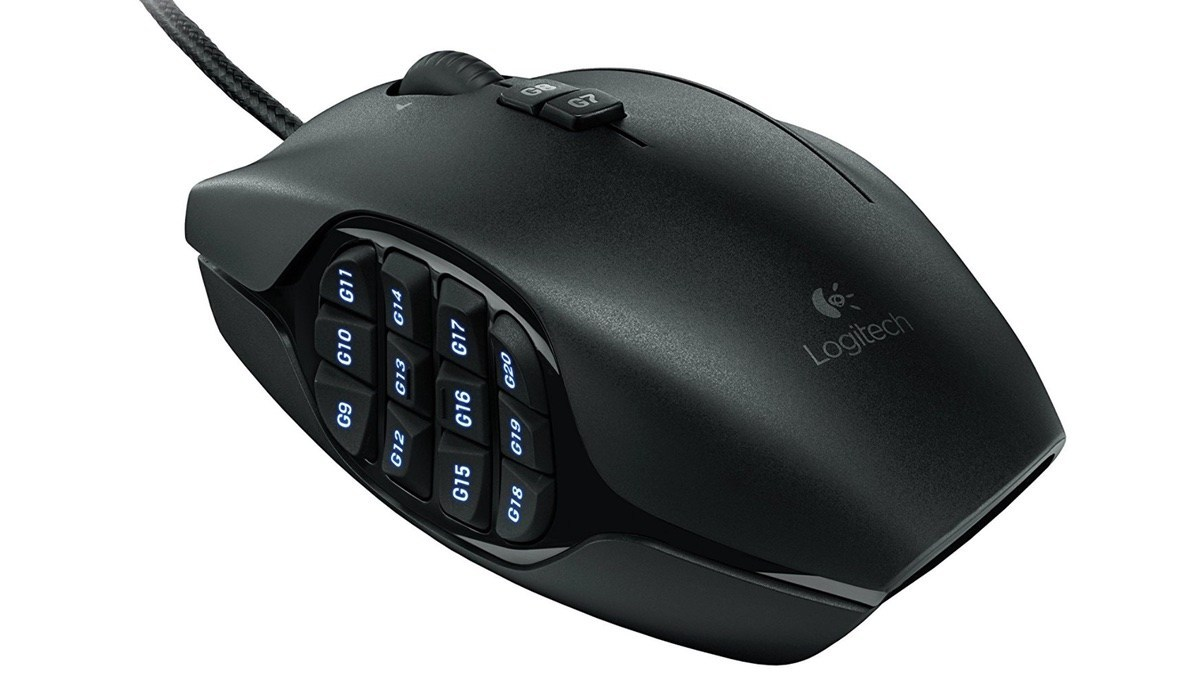 Geek Daily Deals 052119 logitech gaming mouse