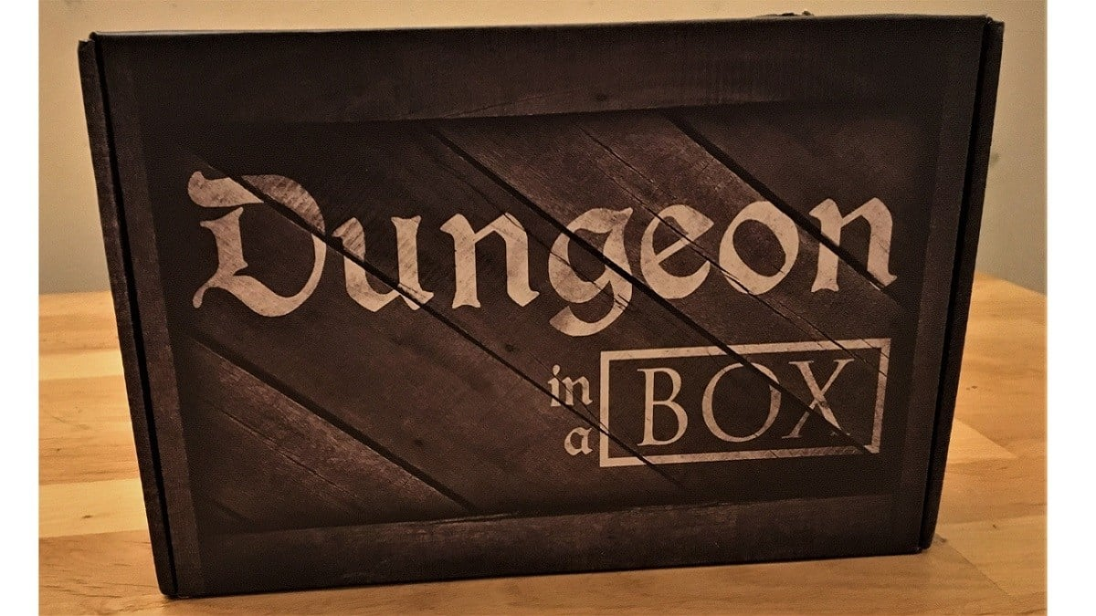 Dungeon in a box