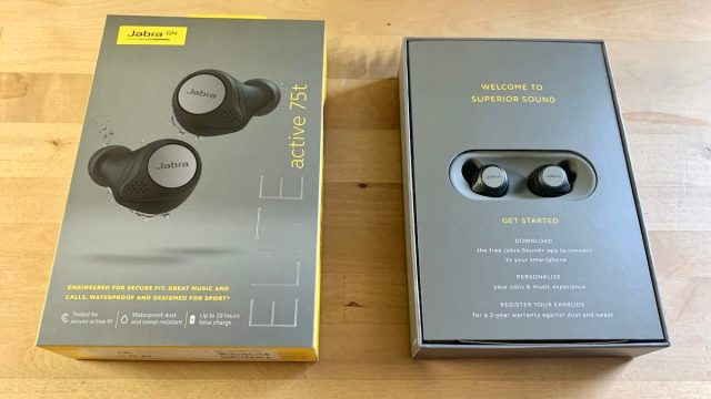 Geekdad Review Jabra Elite Active 75t True Wireless Earbuds Geekdad