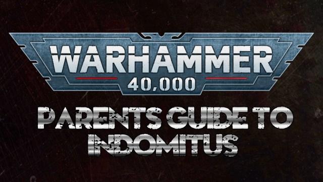 Warhammer 40000 Indomitus