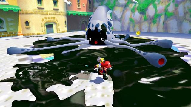 Super Mario Sunshine screenshot 1