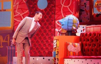 Pee-wee Herman: The Luckiest Boy in the World