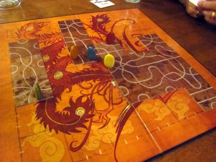 Tsuro: The Game of the Path Is the Game for You