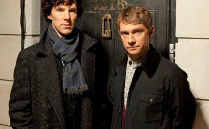 Sherlock Season Two Starts May 6 on PBS