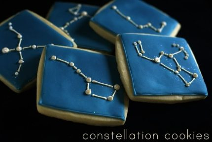 Out of this World Constellation Cookies