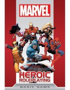 Marvel Heroic Roleplaying Basic Game