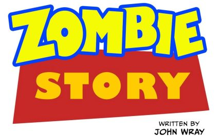 Zombie Story: Toy Story Meets The Walking Dead