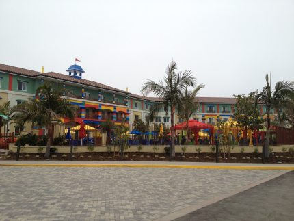 Introducing the New Legoland Hotel!