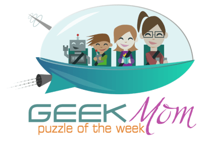 GeekMom Puzzle of the Week – #52