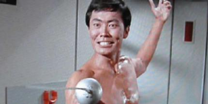 Happy Birthday, George Takei!