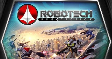 Kickstarter Alert: Robotech RPG Tactics Miniature Game by Palladium Books