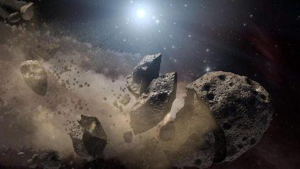 Looks Like We'll Be Needing Space Miners Soon