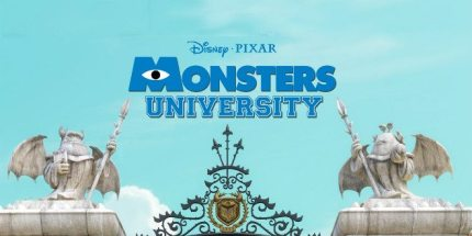 The New Monsters University Trailer, and My Visit to Pixar